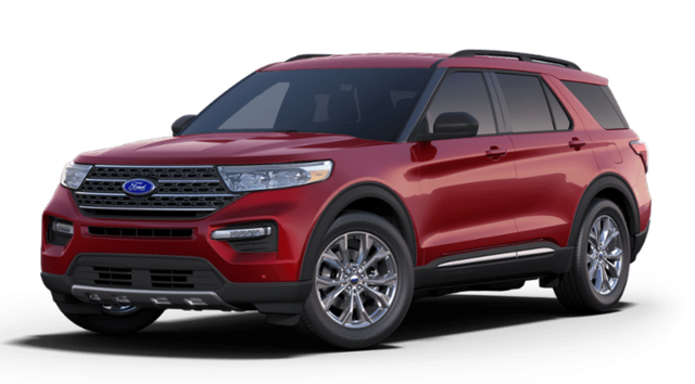 New 2020 Ford Explorer XLT SUV 1FMSK7DH7LGA28008 for sale in East Silver City, NM